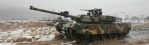 K-2 흑표 전차는 기동간 사격능력이 뛰어난 것으로 알려졌다.  ⓒ ScienceTimes