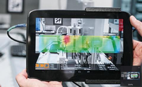 제조업 강국의 자리를 되찾기 위한 방안으로 '인더스트리 4.0'이 큰 주목을 받고 있다. 사진은 ICT 기술이 대거 적용된 훼스토(Fest)의 생산 시스템.