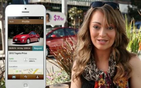 에어비앤비, 겟어라운드 등 공유경제(Sharing Economy) 기업과 협력해 재난‧재해 피해를 줄이려는 시도가 활발히 전개되고 있다. 사진은 차량 공유 서비스인 겟어라운드 사이트. ⓒ https://www.getaround.com/