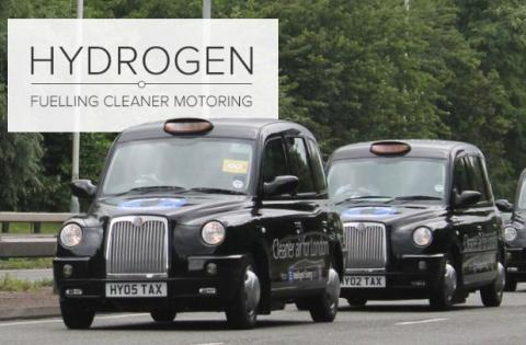 친환경 수소차 보급을 위해 영국 정부가 추진하고 있는 프로그램 'UK H2 Mobility' 웹사이트, 현대자동차, 도요타, 닛산 등이 공동 참여하고 있다. ⓒ http://www.ukh2mobility.co.uk/