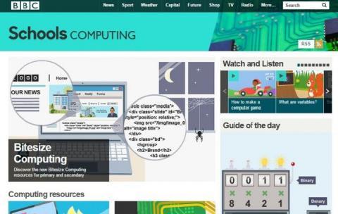 코딩 교육 열풍이 불면서 조기 교육을 위한 프로그램들이 선보이고 있다. 사진은 지난 9월부터 영상매체를 통해 코딩교육 프로그램을 개발하기 시작한 BBC 사이트. ⒸBBC