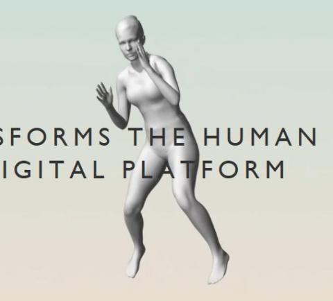 패션 의류를 온라인으로 거래할 수 있는 솔루션 개발이 한창이다. 사진은 사람마다 다른 체형, 동작‧자세 패턴, 취향 등을 모두 체크해 3D 영상으로 재현하는 솔루션을 개발하고 있는 스타트업 보디 랩의 웹사이트. 고객용 아바타 모습이 이색적이다. ⓒhttp://www.bodylabs.com/