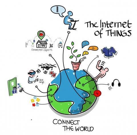 사물인터넷은 더이상 공상과학영화에서만 볼 수 있는 개념이 아니다. 일상 생활 곳곳에서 만나게 될 친숙한 개념이다. ⓒ 위키피디아