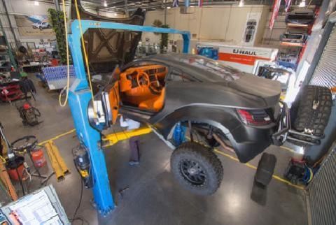 시판 앞둔 3D프린터 차 '스트라티'