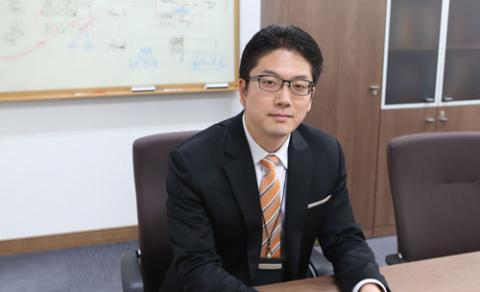 김민수 DGIST 정보통신융합공학전공 교수 ⓒ 김민수