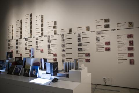 '이에스피 랩(EXP(Experience) Lab)'의 '미래부터 미래주의까지' ⓒ 국립현대미술관 서울관