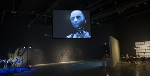 비르길 비트리히 (Virgil Widrich)의 '메이크/리얼(make/real)' ⓒ 국립현대미술관 서울관