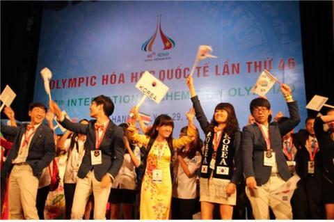 국제과학올림피아드는 상호교류를 통해 글로벌 한단계 성장하는 장이 되고 있다. ⓒ 한국생물교육학회