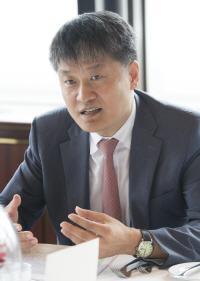 한국과학창의재단 김승환 이사장. ⓒ 디지털타임스
