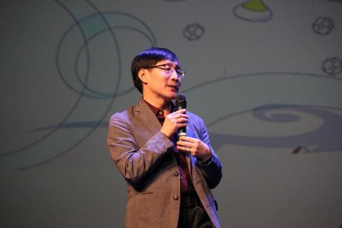 김범준 교수는 앞으로 인공지능 분야의 가치문제에 대해 이야기가 나오게 될 것이고, 이에 대한 사회적 논의가 상당히 필요할 것이라고 밝혔다. ⓒ 이슬기 / ScienceTimes