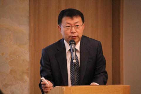 김준 한국연구재단 생명과학단 단장은 젠더혁신의 도입과 함께 여성과학자에 대한 투자가 계속될 것이라고 밝혔다. ⓒ 이슬기 / ScienceTimes