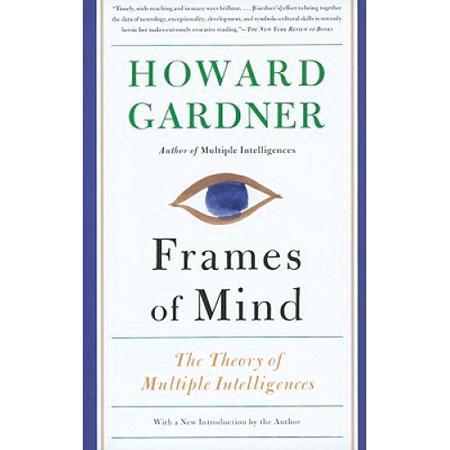 1983년 출간된  에서 가드너는 일곱 가지 특별한 지능을 제시했다.