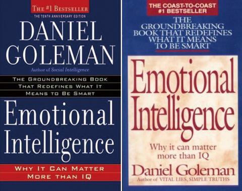 IQ가 지배하던 관념은 1995년 다니엘 골먼이 라는 책이 나오면서 새로운 전환점을 가져왔다.