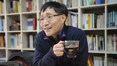 통계물리학을 통해 과학대중화에 앞장서고 있는 김범준 교수 ⓒ 성균관대
