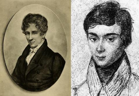 요절한 천재 수학자, 아벨과 갈로아