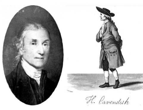 산소를 발견한 프리스틸리 목사(왼쪽)와 가장 부유한 과학자였던 캐번디시. ⓒ Free Photo