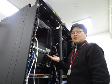 최정운 매니저는 이번 연구 결과가 단순히 장비만 만든 것이 아니라 중소기업까지 협업하여 새로운 과학 –IT 생태계를 조성했다는 점을 가장 뜻 깊게 생각한다. ⓒ 김은영/ ScienceTimes