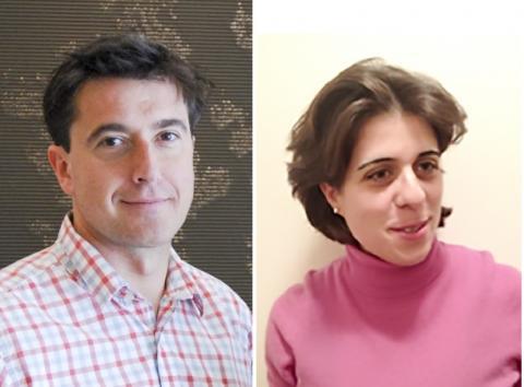 연구를 수행한 TSRI 라체리니 덴치 교수(왼쪽)와 뉴욕대 애그널 스피어 교수. 사진 TSRI / NYU ⓒ ScienceTimes