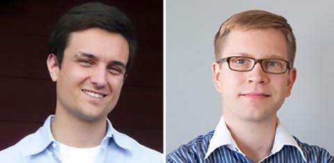 논문의 저자인 알렉산터 코스틱 박사(왼쪽)와 토미 바타넨 연구원. 사진 Broad Institute of MIT and Harvard ⓒ ScienceTimes