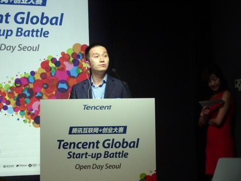 중국 벤처캐피탈 모던캐피탈의 창업자인 제이슨 쉬 대표는 한국 스타트업이 중국시장에 큰 역할을 할 것으로 기대했다. ⓒ 김은영/ ScienceTimes
