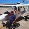 실리콘밸리의 휠체어 비행사 최영재