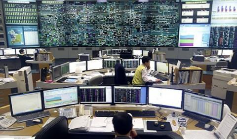 혹서 혹한기면 어김없이 바빠지는 한국전력거래소.이곳에서는 전국의 전력현황을 한눈에 살펴볼 수 있다. ⓒ 한국전력공사 ⓒ ScienceTimes