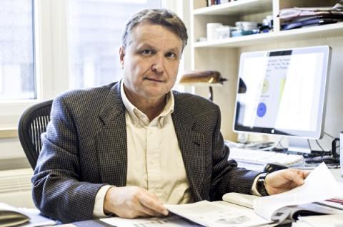연구를 수행한 미국 SBP연구원 라즐로 나지 교수.  ⓒ Sanford Burnham Prebys Medical Discovery Institute