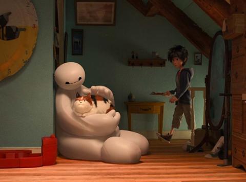 데니스 홍 교수가 생각한 로봇은 인간에게 위해를 가하지 않는 '착하고 안전한 로봇'이다. 마치 디즈니 영화 '빅히어로'에 나오는 풍선형 로봇과 같은 편안함이 연상된다.