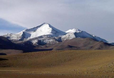 볼리비아 우투룬쿠 화산 ⓒ 스미소니안 박물관 홈페이지