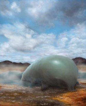 규소결합을 바탕으로 한 생명체의 상상도 ⓒ BeutyOf Science.com