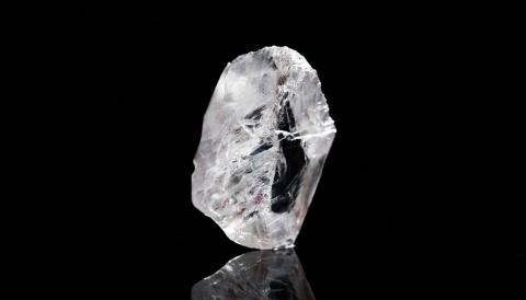 올 5월 원석 최고가를 기록한 콘스텔레이션 다이아몬드 ⓒ de GRISOGONO