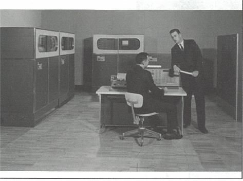 IBM1604. ⓒ 김제완