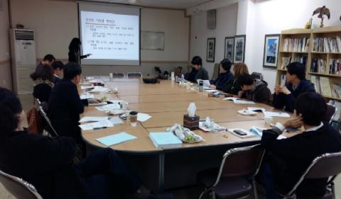 대전시 리빙랩을 주도하고 있는 대전시민사회연구센터 ⓒ 대전시민사회연구센터