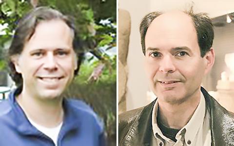발굴과 연구를 이끈 주안 질라오 교수(오른쪽)와 롤프 쾀 교수. ⓒ ScienceTimes