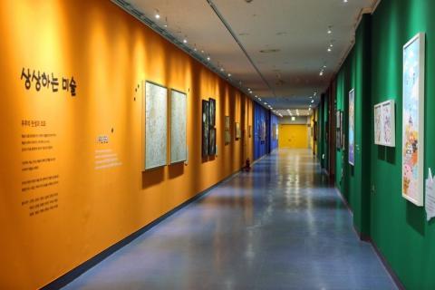 국립과천과학관의 '사이아트(Sci-Art) 갤러리'에는 과학과 예술의 융합으로 빚어낸 작품들이 전시 중이다. ⓒ 과천과학관 / ScienceTimes