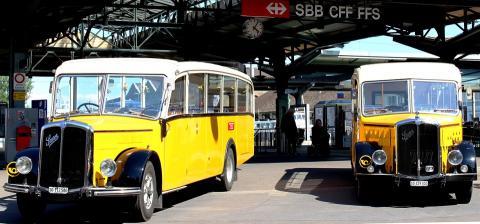 수명이 오래된 디젤 버스 ⓒPixabay