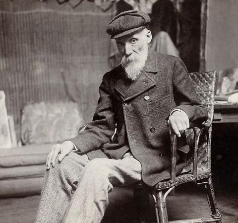 르누아르(1910년). ⓒ 위키백과