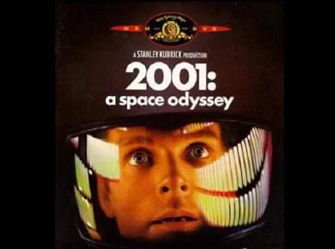 아서 C 클라크 작가는 동명의 영화를 만들기 전 소설을 완성했다. 그가 50여년전 꿈꾸었던 상상력은 현실로 실현되고 있다. ⓒhttp://movie.daum.net/moviedb/photoviewer?id=10684#79101