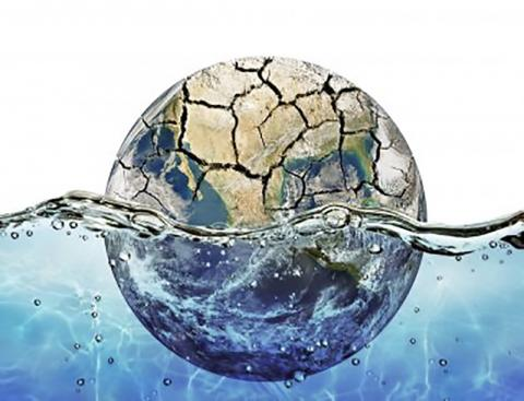 최근 미국 캘리포니아 리버사이드대(UCR) 공학자들이 개발한 염수에서 담수를 회수하는 새 기술은 건조지역의 물 부족을 해결하는데 도움을 줄 것으로 기대된다.  Credit: ISTOCK