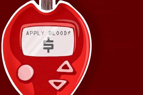 미국에서 처음 실시한 실용성 임상시험 결과 2형 당뇨환자가 모두 매일 혈당검사를 하는 것은 실제로는 별 도움이 안되다는 결과가 나왔다.  Christ-claude Mowandza-ndinga (UNC Health Care)