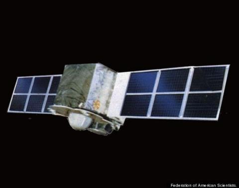 신비의 세계로 알려진 양자역학을 상용화하기 위한 기술개발 경쟁이 가열되고 있는 가운데 중국이 위성을 활용, 세계 최초로  양자얽힘의 비밀을 밝혀내 주목을 받고 있다. 사진은 중국의 통신위성.   ⓒ ScienceTimes