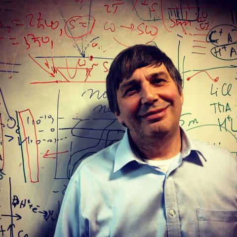 그래핀 연구로 2010년도 노벨물리학상을 수상한 안드레 가임. ⓒ Free Photo