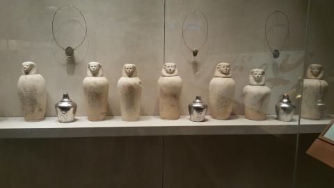 내장 항아리. 뉴욕 메트로 박물관.  ⓒ 박지욱