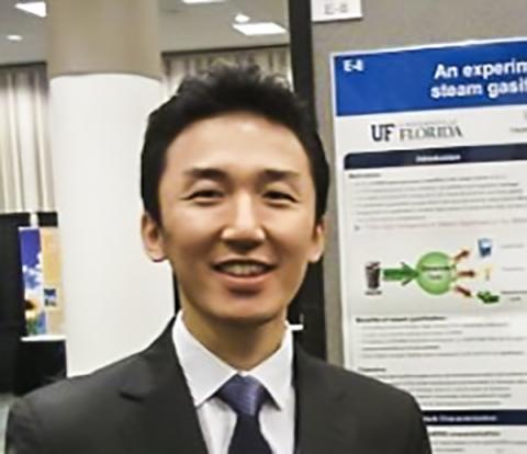 연구를 수행한 이의성 박사.  Credit : Alumni US, Korea Univ.