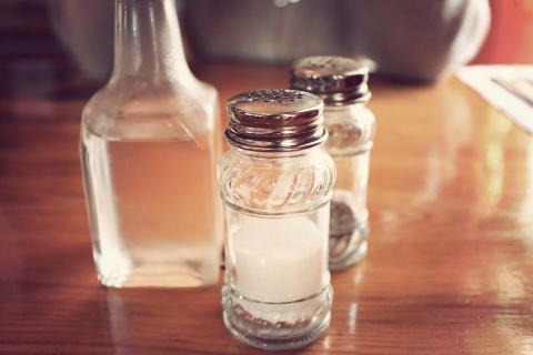 소금은 과다섭취하면 독이 된다. ⓒ Pixabay