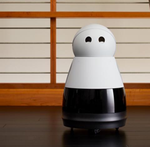 실리콘벨리의 스타트업 메이필드 로보틱스에서 개발한 영리한 로봇 '큐리'. 오는 12월 시판예정으로 있는데 로봇에 대한 거부감을 갖고 있는 대중이 이 로봇을 받다들일지 논란이 예상되고 있다.