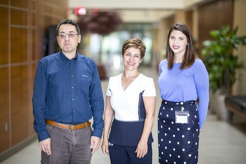 연구를 수행한 캐나다 맥매스터대 인구보건연구소(PHRI) 연구원들. Credit : PHRI