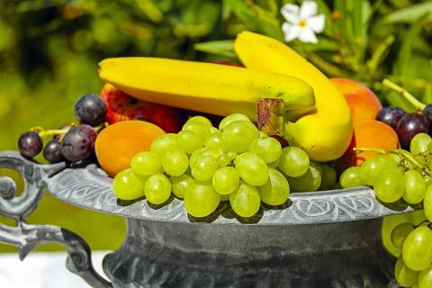 과일과 야채 중에서는 과일이 건강에 좀더 유익한 것으로 조사됐다.  Credit : Pixabay
