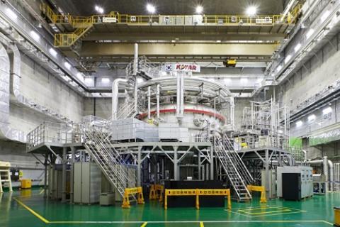 한국형 핵융합장치 'KSTAR'