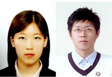 기계공학과 통합과정 김민경씨(왼쪽)와 노준석 교수  ⓒ 포스텍